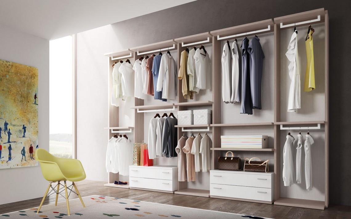 cabine armadio hobby legno