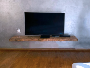 mensola tv